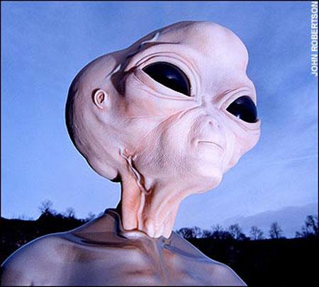 В гостях у инопланетян