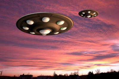Ожидаемый визит инопланетян будет через 40 лет