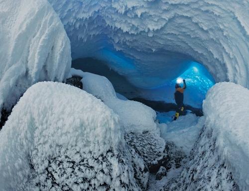 Антарктида – врата в ад