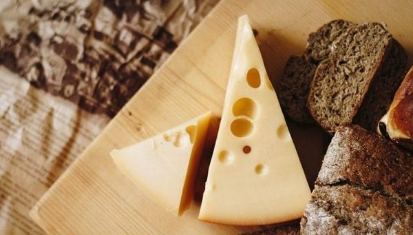 Полезные факты о сыре