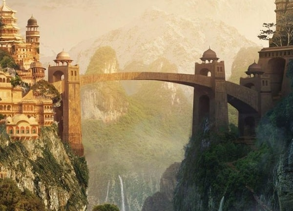 Шангри-Ла — царство блаженного покоя